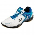 Yonex SBM Power Cushion 47 Men Blue buty do squasha